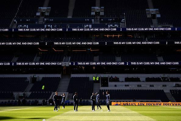 Tiket paling murah di stadium baru Tottenham adalah RM2136.00 untuk kanak-kanak