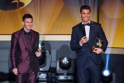 Ronaldo bukan pemain terbaik pilihan Messi