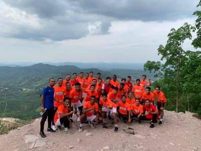 Shopee Piala FA : Jerantut FA daki bukit sebelum bertemu Perak