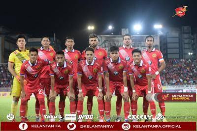 Kelantan guna hasil jualan tiket untuk bayar gaji pemain