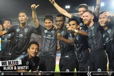 Shopee Piala FA : TFC 'berpeluh' tewaskan Kelantan United