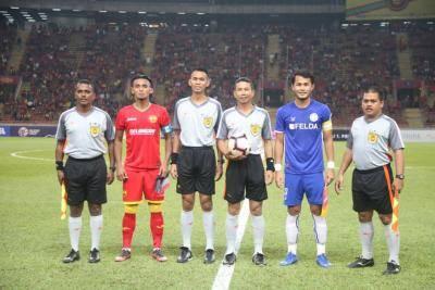 Shopee Piala FA : Selangor rebah di halaman sendiri