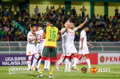 Selangor pulang suka, Kedah tinggal kecewa