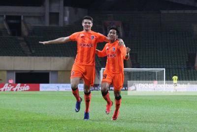 PKNS FC mudah benam Kuala Lumpur