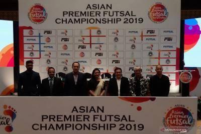 Futsal : Indonesia terpilih sebagai tuan rumah Asian Premier Futsal Championship 2019