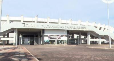 Stadium Sultan Mizan Zainal Abidin kembali 'bernyawa'