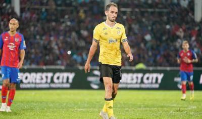 Shopee Piala FA : Wander Luiz mahu Perak tingkatkan prestasi