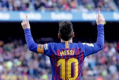 Messi pemain dengan pendapatan tertinggi, peroleh €130 juta dalam setahun
