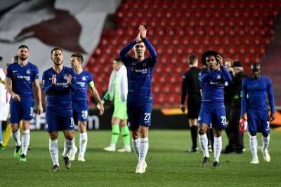 Tiga penyokong Chelsea dihalang masuk stadium