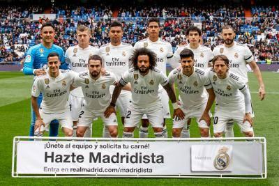 Pemain senior Los Blancos laung kesetian bersama Real Madrid