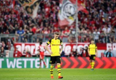 Reus mohon rakan muhasabah diri selepas tewas di tangan Bayern Munich