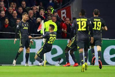 Ronaldo selamatkan Juventus