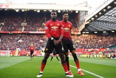 United bernasib baik untuk menang