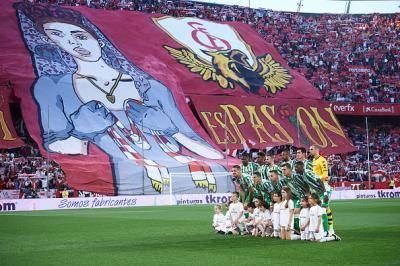 Sevilla buka peluang layak ke Liga Juara-Juara