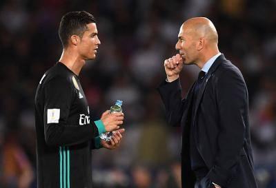 Zidane tahu mengurus Real Madrid dengan hebat dan unik – Ronaldo