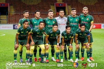 Shopee Piala FA : Kedah mudah ratah PKNS FC di Shah Alam