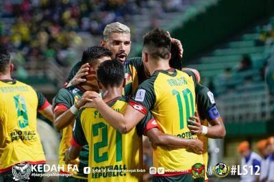 Kedah perlu teruskan rentak kemenangan