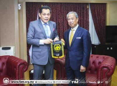 FAM jumpa Menteri di Putrajaya