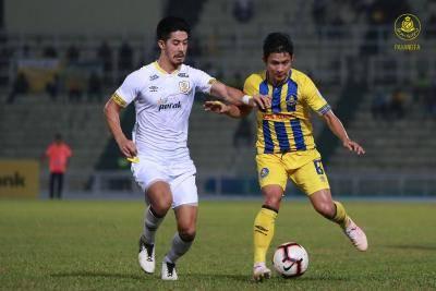 Perak bangga bawa pulang satu mata dari Pahang
