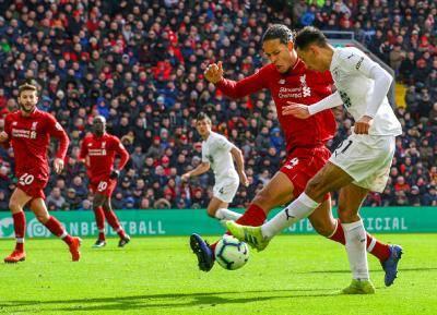 Pertahanan Liverpool sumbang 38 gol musim ini