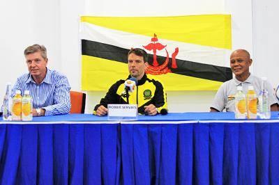 Brunei lantik jurulatih Belanda menjelang kelayakan Piala Dunia