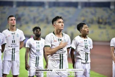 Liga Super : Melaka United tagih bisa Patrick Reichelt