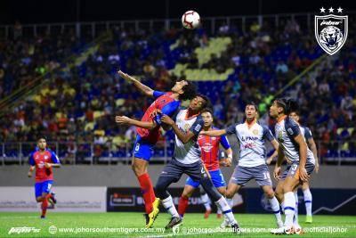 Liga Super : PKNP FC ikat JDT di Manjung