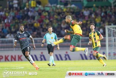 Liga Super : Kedah gagal manfaat peluang