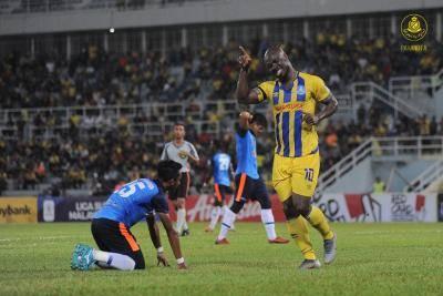 Liga Super : Dollah Salleh puji pemain Pahang
