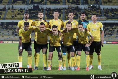 Liga Super : Perak mudah ratah Terengganu