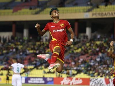 Liga Super : Pemain muda azam mahu bantu Selangor atas Kuala Lumpur