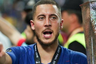 Eden Hazard bintang yang tiada ganti