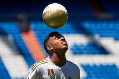 Video : 'Saya tidak mahu menjadi Neymar, saya mahu menjadi Rodrygo buat Real Madrid'