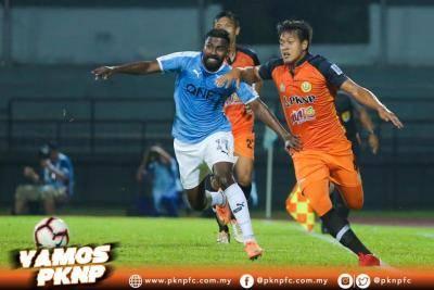 PKNP, Kuala Lumpur ucap selamat tinggal pada Liga Super