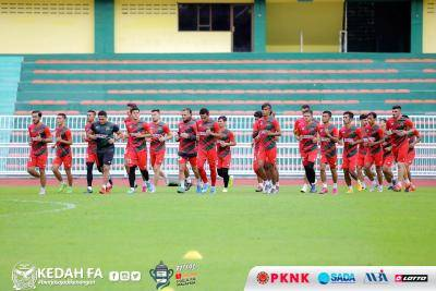 Shopee Final Piala FA : Irfan Bakti takut moral pemain Kedah jatuh