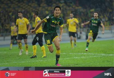 Shopee Final Piala FA : Fadzrul Daniel 'game changer' dan lima kunci utama perlawanan malam ini
