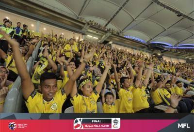 Sejarah baharu dalam bola sepak Malaysia