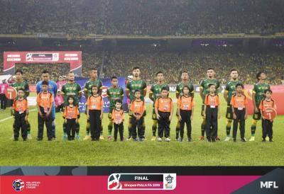Shopee Final Piala FA : Belajar cara bagaimana untuk tidak menjaringkan gol … dan akhir jaringkan gol
