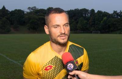 Shopee Final Piala FA : Edgar Bernhardt mahu hadiahkan trofi buat penyokong Kedah