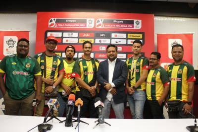 Shopee Final Piala FA : MFL hadiah 13 tiket percuma buat penyokong Kedah