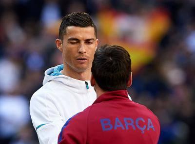 Ronaldo tewaskan Messi sekali lagi…