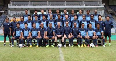 Indonesia guna enam pemain naturalisasi
