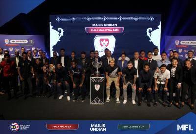 Calon-calon bagi separuh akhir Piala Malaysia 2019, adalah…