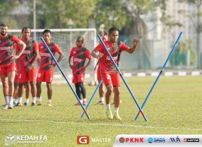 Kedah perlu perkemas serangan