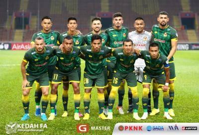 Kedah akur kongsi mata dengan PKNS FC