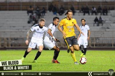 Piala Malaysia : JDT menang besar, TFC lebur rekod tanpa kalah