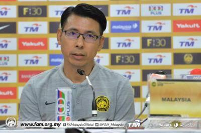 Tan Cheng Hoe hadapi dua masalah