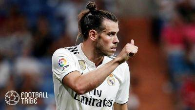 Gareth Bale now merely 'a cheerleader on the bench'