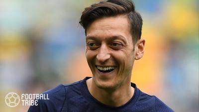 Arsenal outcast Mesut Ozil 'offered to Juventus on loan' with star's exit looming near