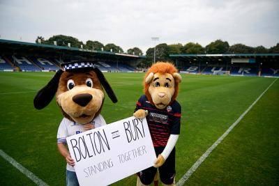 Bolton Wanderers selamat!